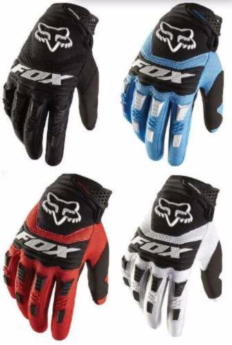 LOTE GUANTES MOTOCROSS ATV BMX MTB FOX RACING ORIGINALES